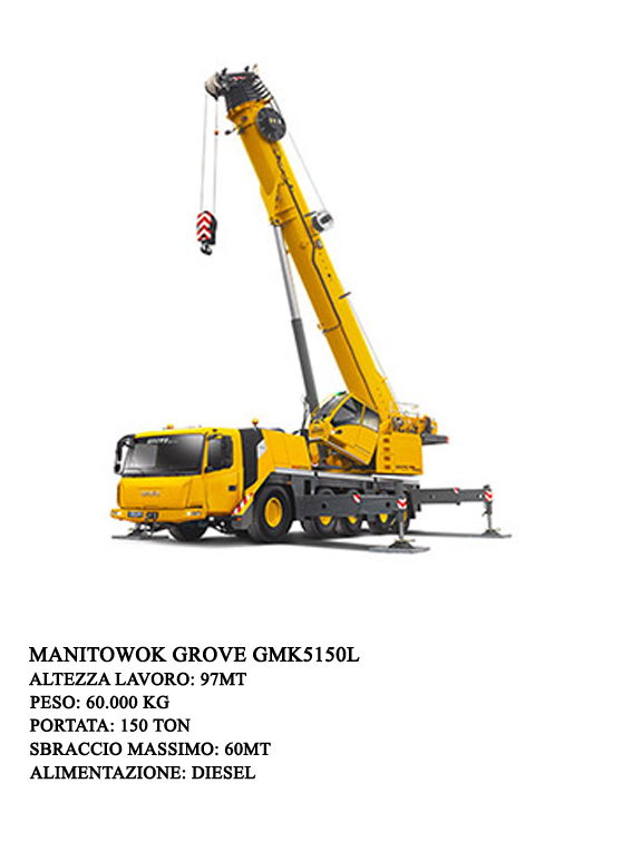 Impressive strength and reach with a lifting capacity of 11.8 t with a 60 m boom. The telescopic arm can be further extended with a 17.8m foldable falcon and an 8m arm extension and / or an 8m jib insert for a maximum length of 33.8m with up to 50 ° til
