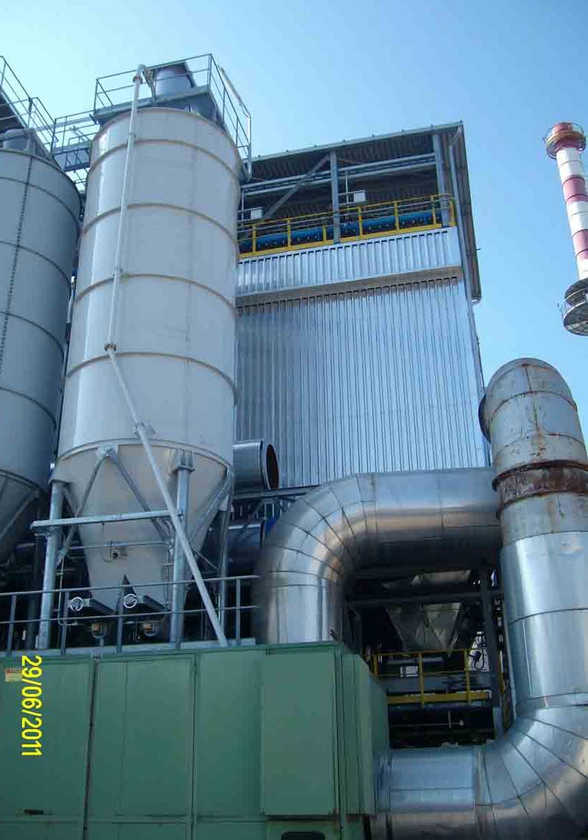 Montaggi Industriali - Lavori - TERMOVALORIZZATORE ACEGAS-APS DI PADOVA (PD) - montaggi industriali